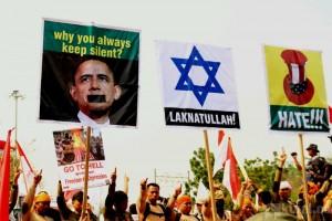Why Obama always keep silent
