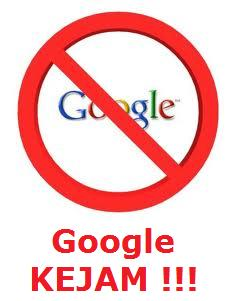 Google Kejam