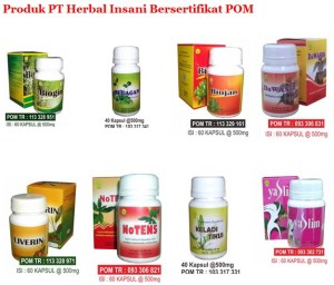 produk herbal insani