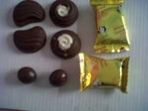 Coklat Tobelo edisi Tahun Baru